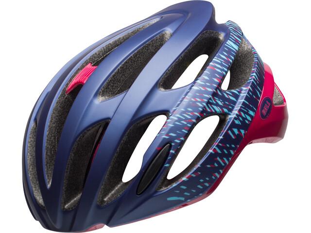 Bell Falcon MIPS Joyride Road Helmet matte navy/cherry